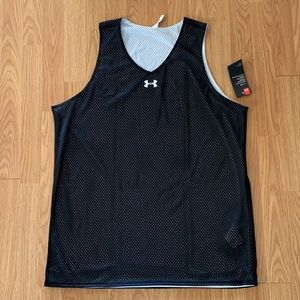 Under Armour Double Reversible Basketball Jersey